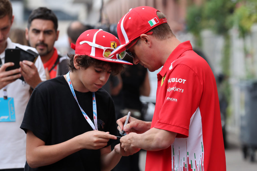 """F1   Makinen sul futuro di Kimi Raikkonen: """"E' vicino alla permanenza in Ferrari"""""""