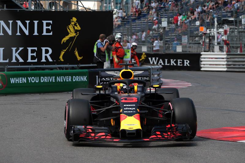 F1 GP Monaco, Prove Libere 3: Ricciardo non si ferma, Red Bull sempre davanti