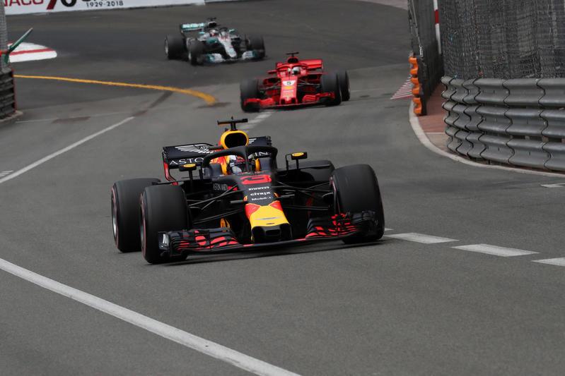 F1 GP Monaco: capolavoro Ricciardo, vince per la prima volta nel Principato