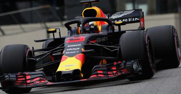 F1 GP Monaco, Prove Libere 1: Red Bull subito veloci, con Ricciardo davanti a Verstappen