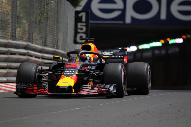 F1 GP Monaco, Prove Libere 2: giovedì al top per la Red Bull, con Ricciardo davanti a Verstappen