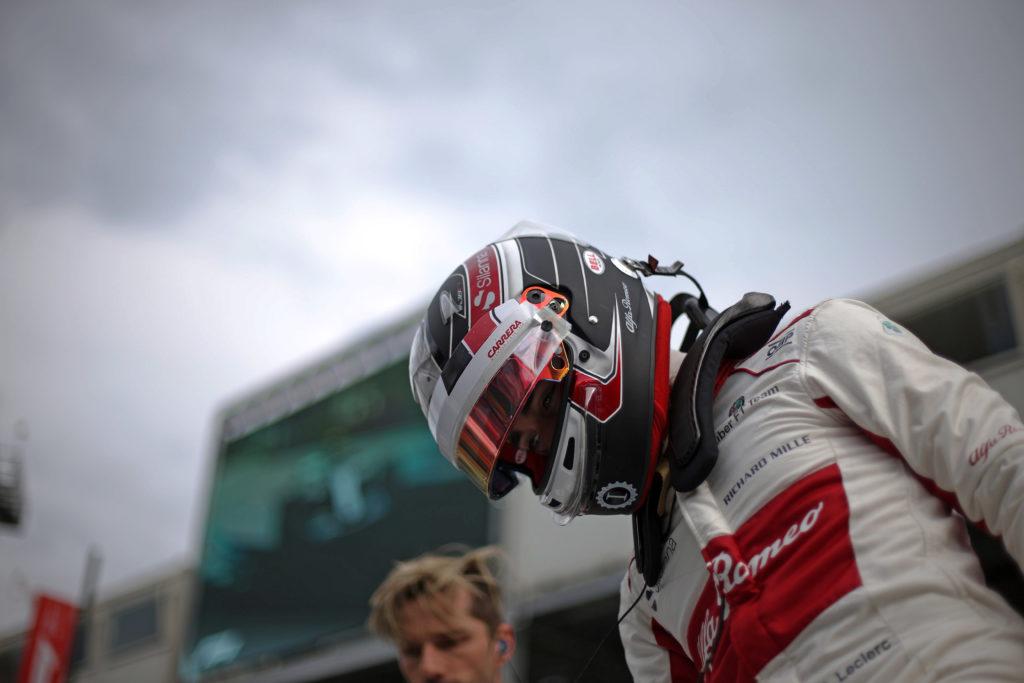 """F1   Alfa Romeo Sauber, Vasseur commenta la gara di Leclerc a Baku: """"Ha mostrato il suo talento"""""""