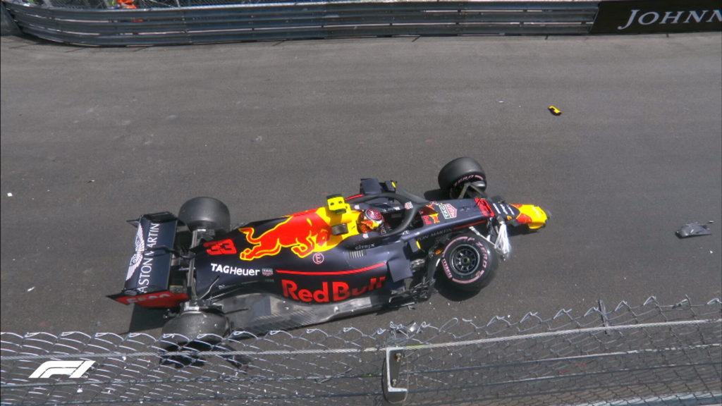 Formula 1 | Ansia in casa Red Bull: Verstappen a rischio per la qualifica di oggi pomeriggio