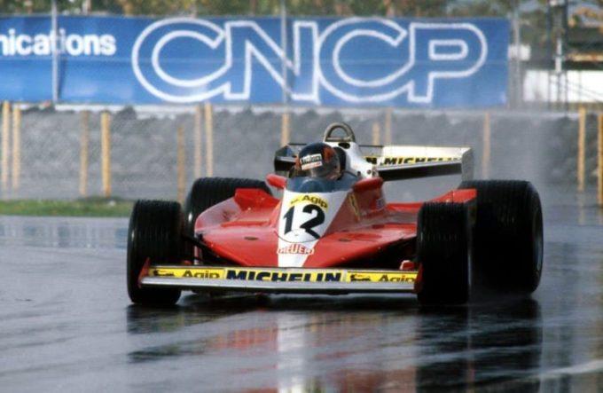 F1 | Amarcord, Jacques Villeneuve scenderà in pista a Montreal a bordo della 312 T3 di papà Gilles