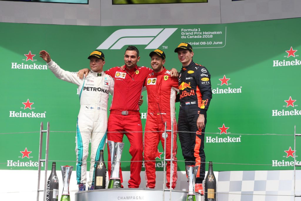 F1 | Pagelle GP Canada – Vettel furia da primato, Hamilton in difficoltà, Raikkonen non pervenuto