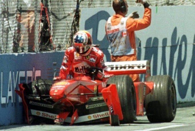 F1 | GP Canada 1999: quando Michael Schumacher impattò contro il Muro dei Campioni