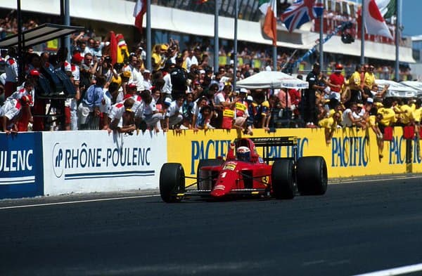 F1   GP Francia, Alain Prost è il pilota con più successi al Paul Ricard