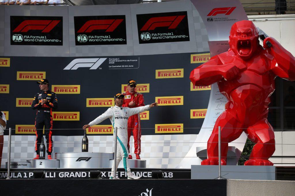 F1 | Pagelle GP Francia – Hamilton passeggia, Vettel spreca, Leclerc certezza