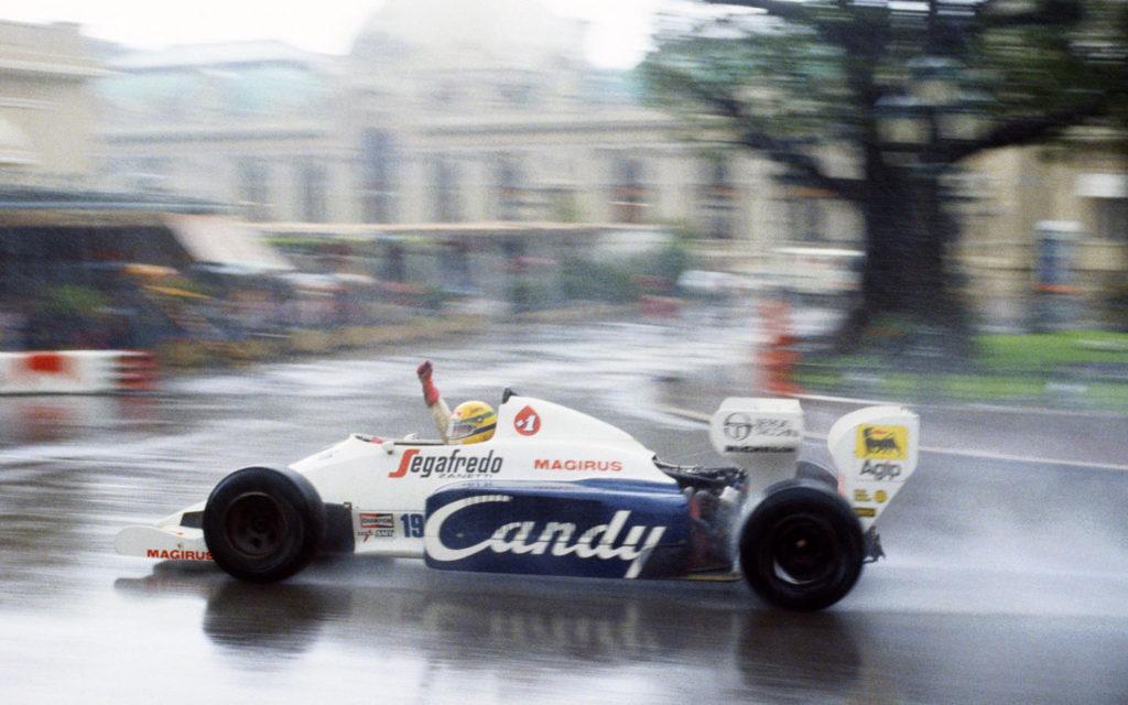 F1 | GP Monaco 1984: il mondo della Formula Uno conosce il talento di Ayrton Senna