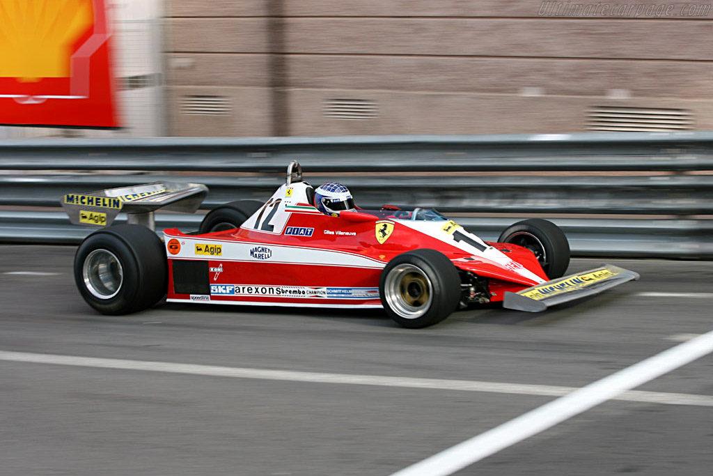 Formula 1 | Villeneuve in pista con la 312 T3 per i quarant'anni del Gran Premio del Canada