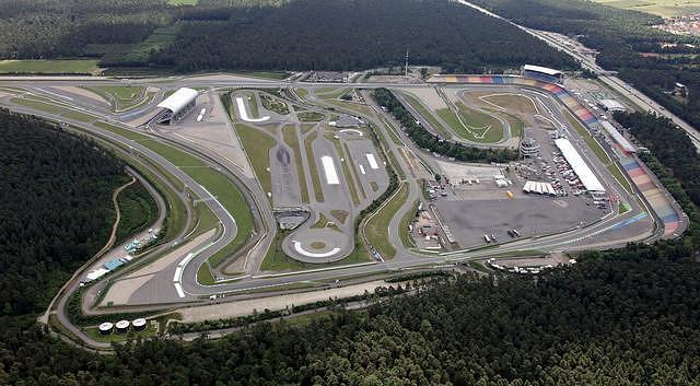 F1 Hockenheim 2019
