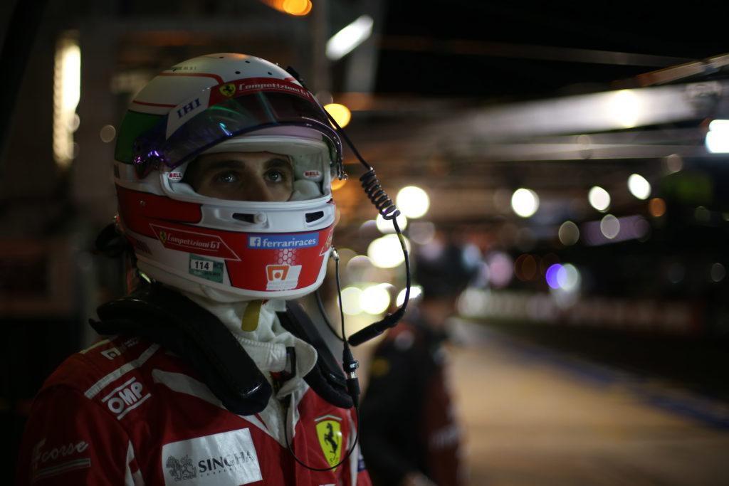 """24 Ore Le Mans, Giovinazzi: """"Esperienza vissuta con il massimo impegno"""""""