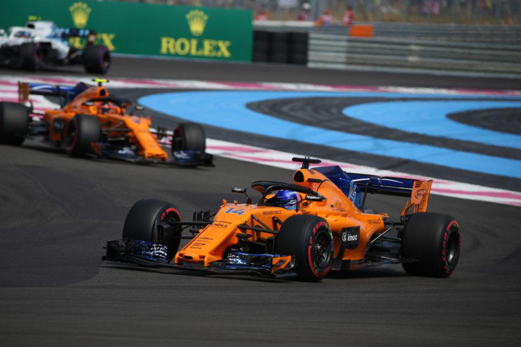 F1 | McLaren, Alonso e Vandoorne ottimisti in vista del prossimo Gran Premio d'Austria