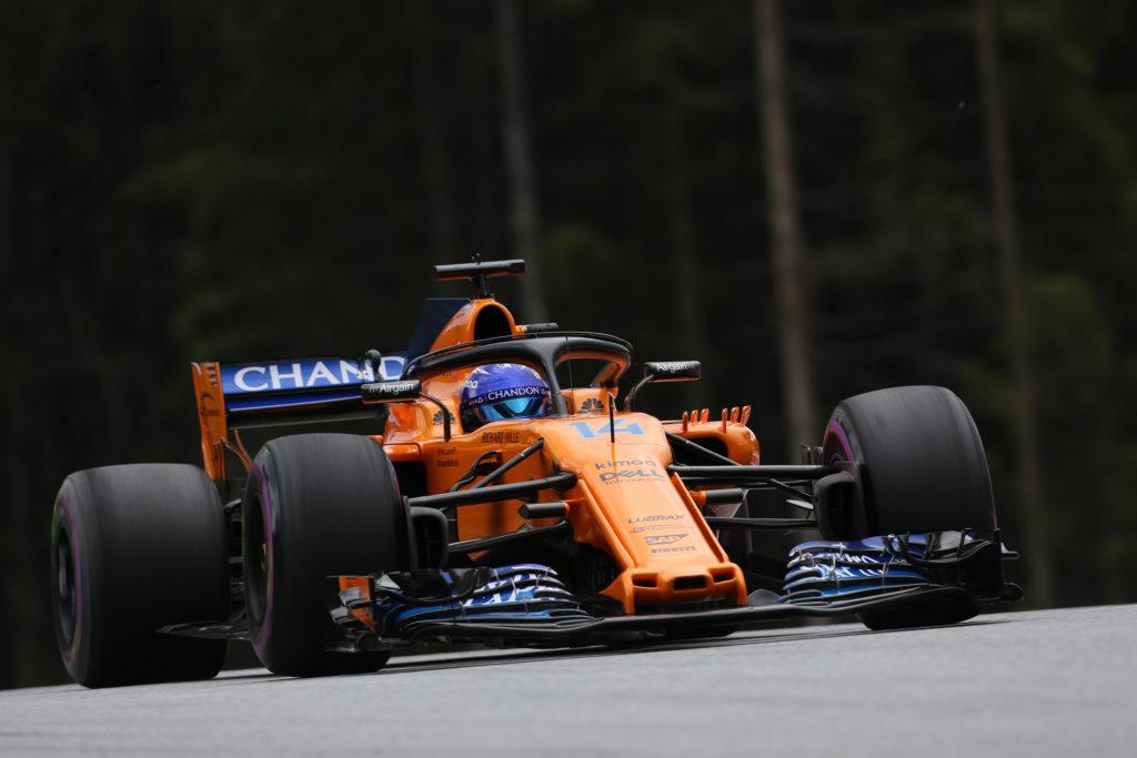"""Formula 1   McLaren, Alonso: """"E' stata una giornata piuttosto intensa"""""""