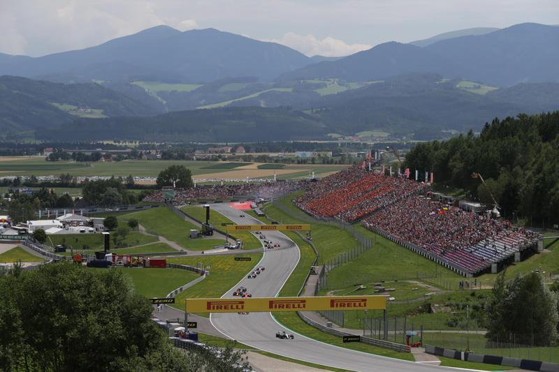 Gran Premio di Austria 2018: anteprima e orari del weekend