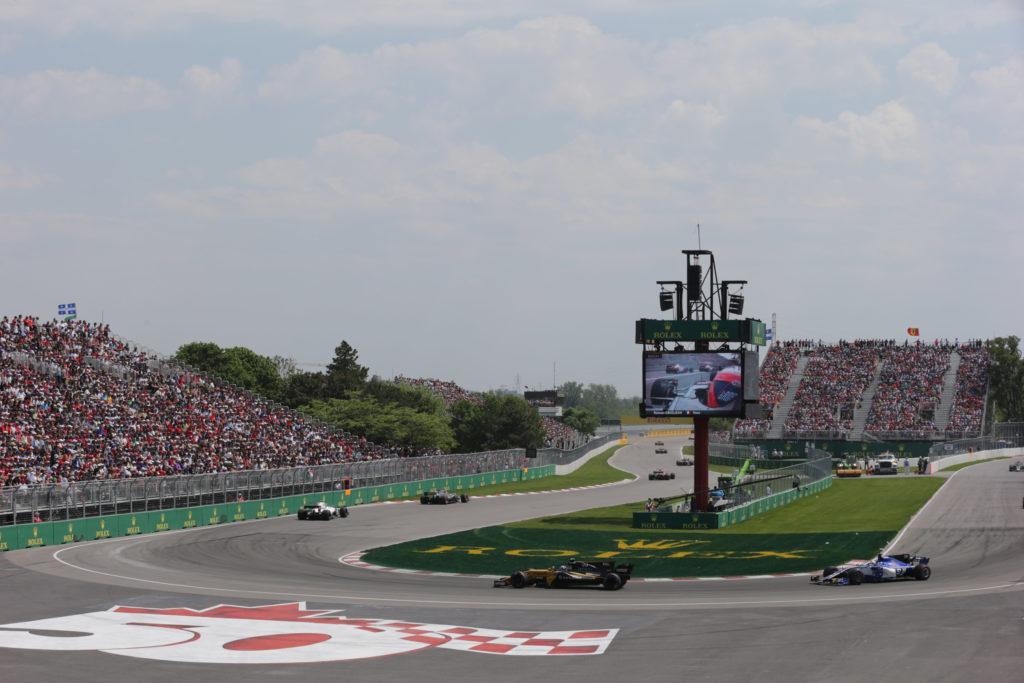 F1 | Gli orari del Gran Premio del Canada su TV8