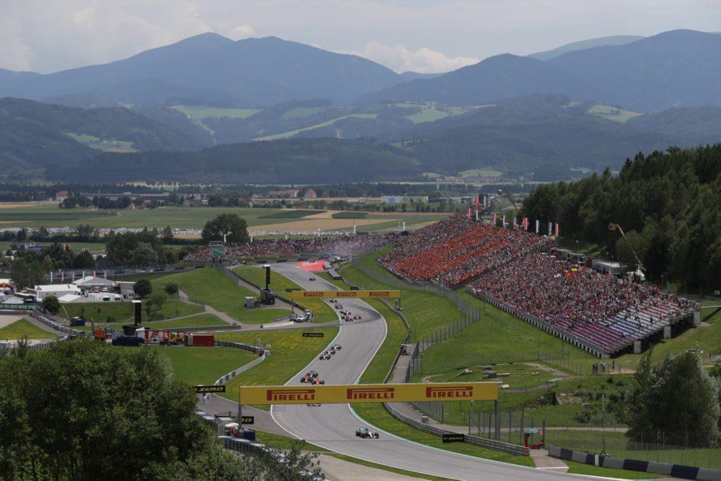 F1 | Tripla zona DRS per il prossimo Gran Premio d'Austria