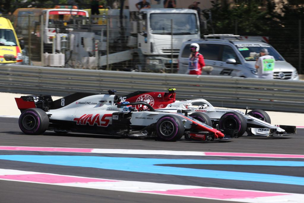 """F1   Haas, Grosjean: """"La macchina era velocissima, ma ho riportato dei danni al primo giro. Questa sfortuna mi addolora"""""""