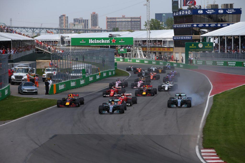 Formula 1 | Gran Premio di Canada, la griglia di partenza