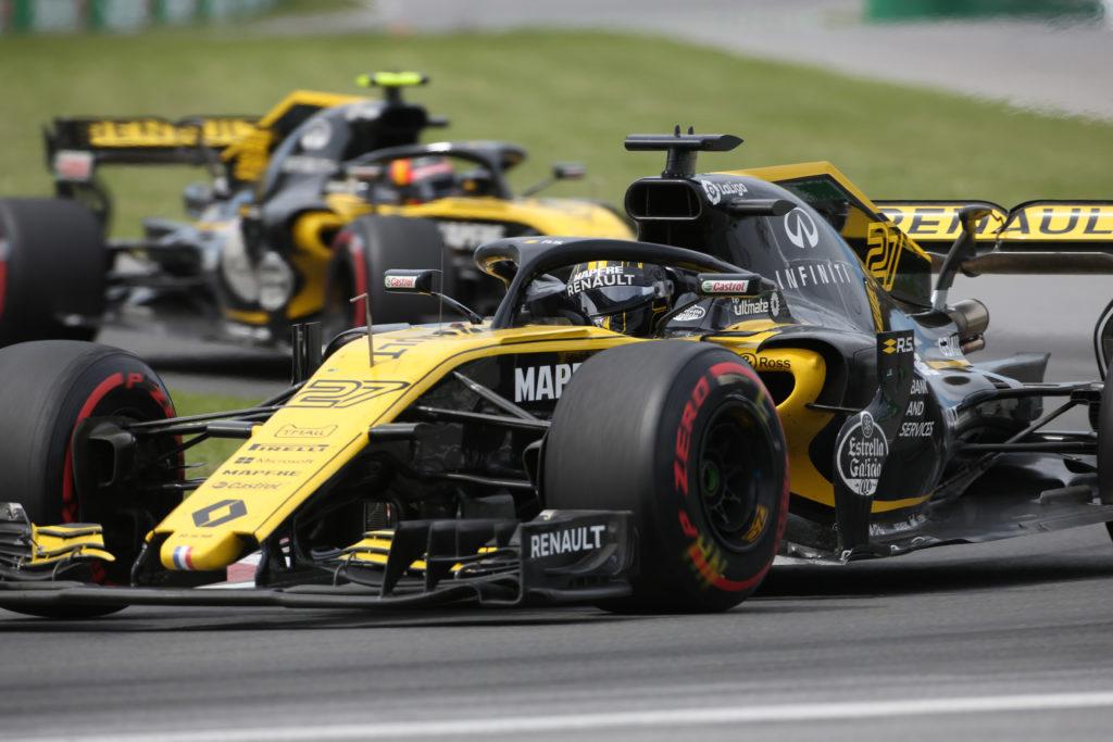 """F1   Renault, Hulkenberg: """"Gara condotta bene. Con questi dieci punti allunghiamo nel Mondiale costruttori"""""""