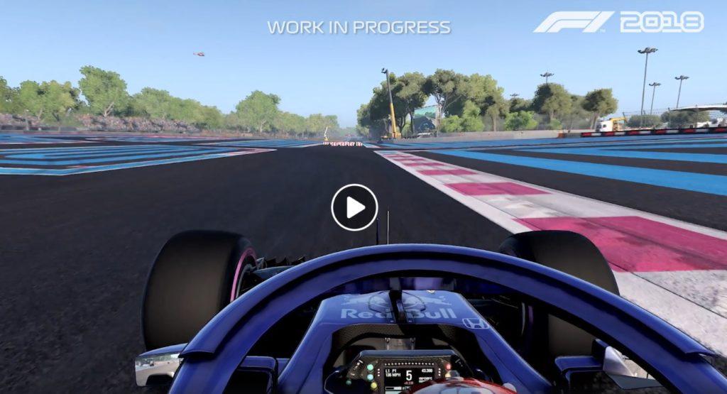 F1   GP Francia, Pierre Gasly presenta il circuito di Le Castellet su F1 2018