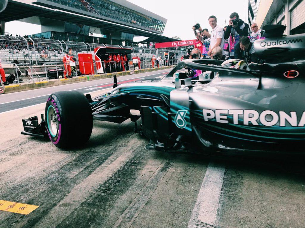 F1: Hamilton il migliore nelle libere in Austria, terzo Vettel