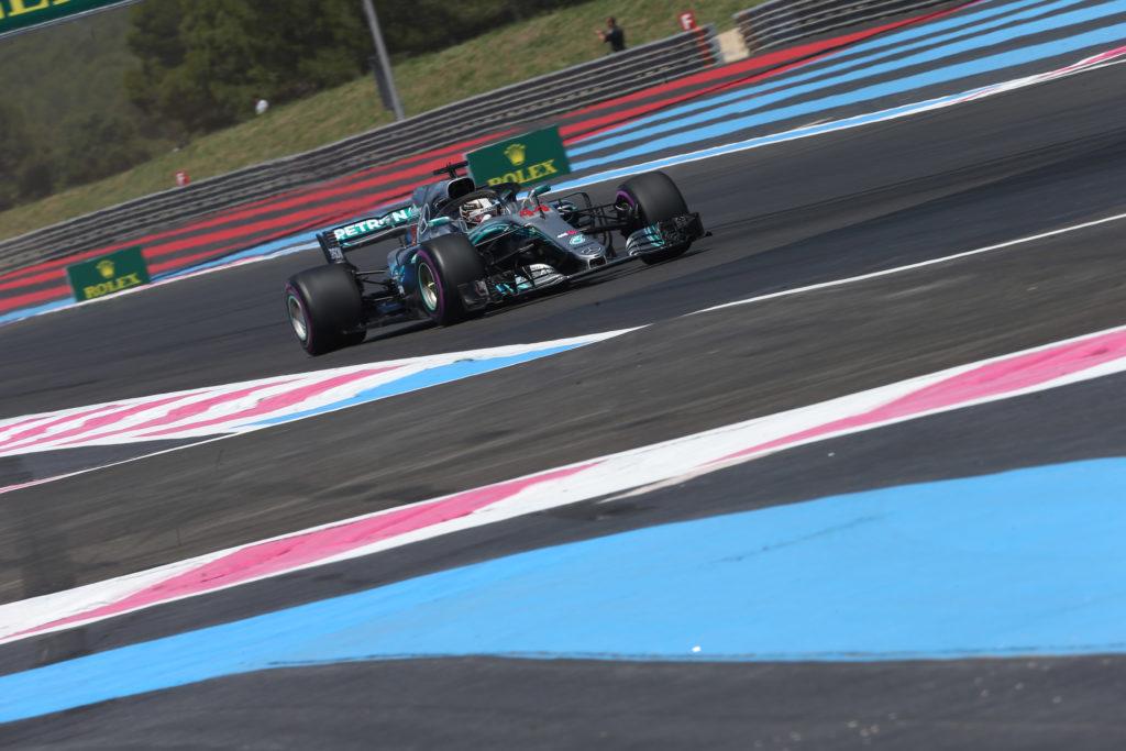 F1 GP Francia, Prove Libere 1: Hamilton e Bottas dettano il ritmo al mattino