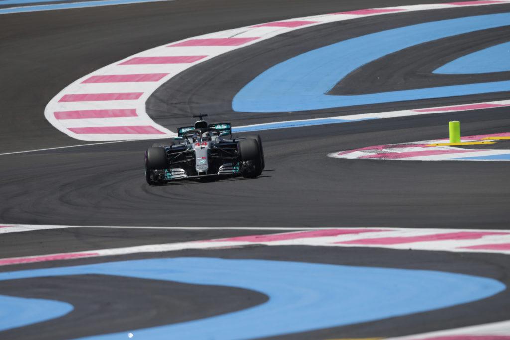 F1 GP Francia, Prove Libere 2: Hamilton si conferma al top, Ferrari competitiva sul passo gara