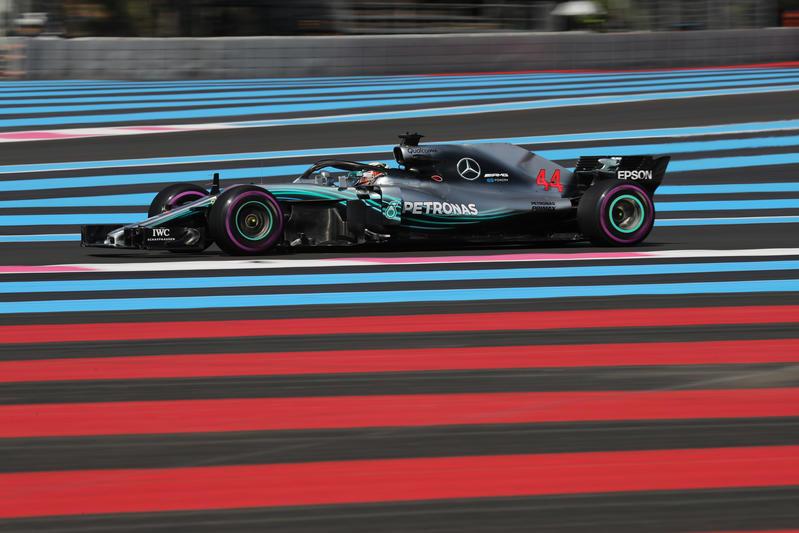F1 GP Francia, Qualifiche: pole di Hamilton, in prima fila con Bottas