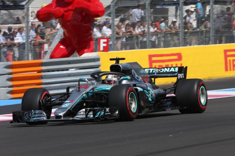 F1 GP Francia: vince Hamilton, sul podio con Verstappen e Raikkonen