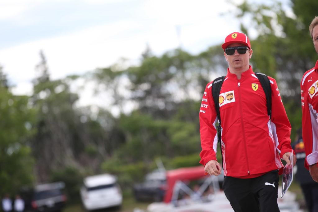 F1 | Raikkonen, un errore che gli costa una possibile prima fila