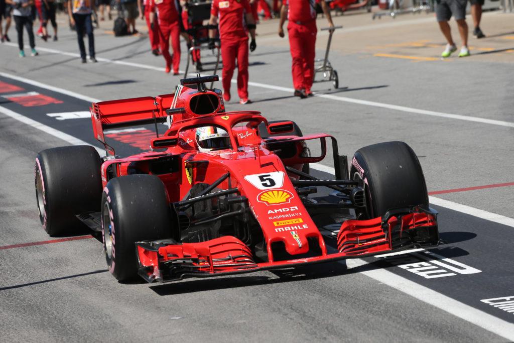 """F1   Ferrari, Vettel: """"La pole in questa pista significa tanto"""""""