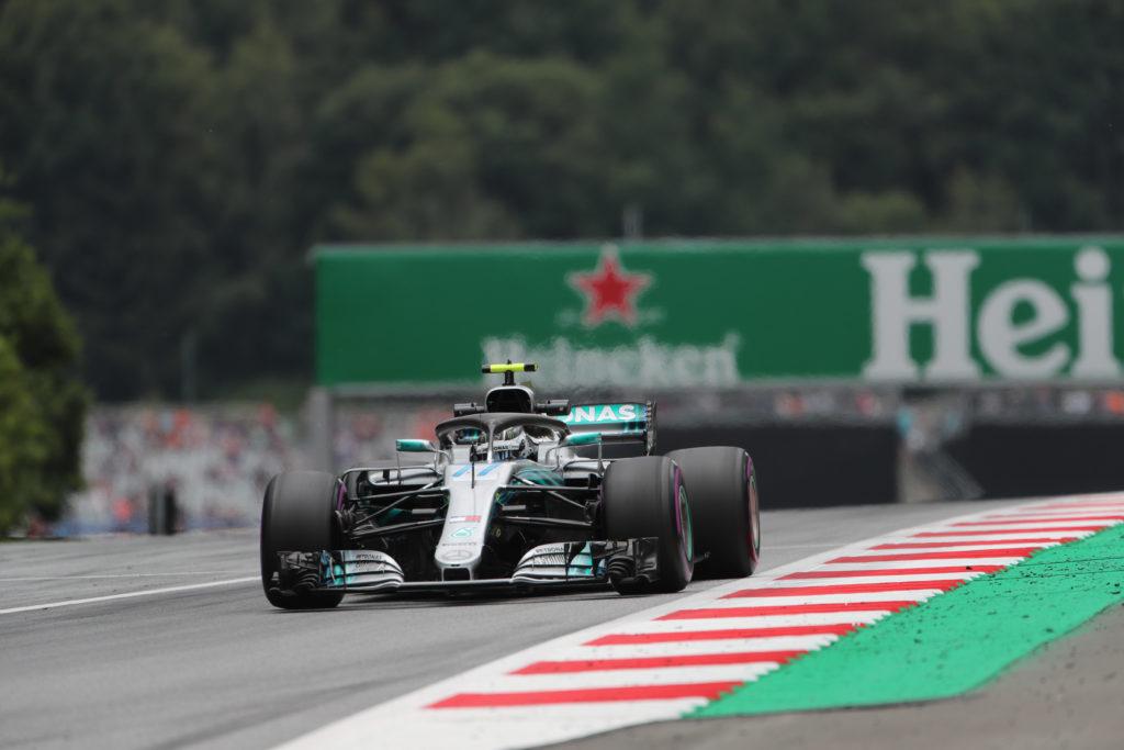 F1 GP Austria, Qualifiche: Bottas si conferma il più veloce al Red Bull Ring. Ansia Vettel