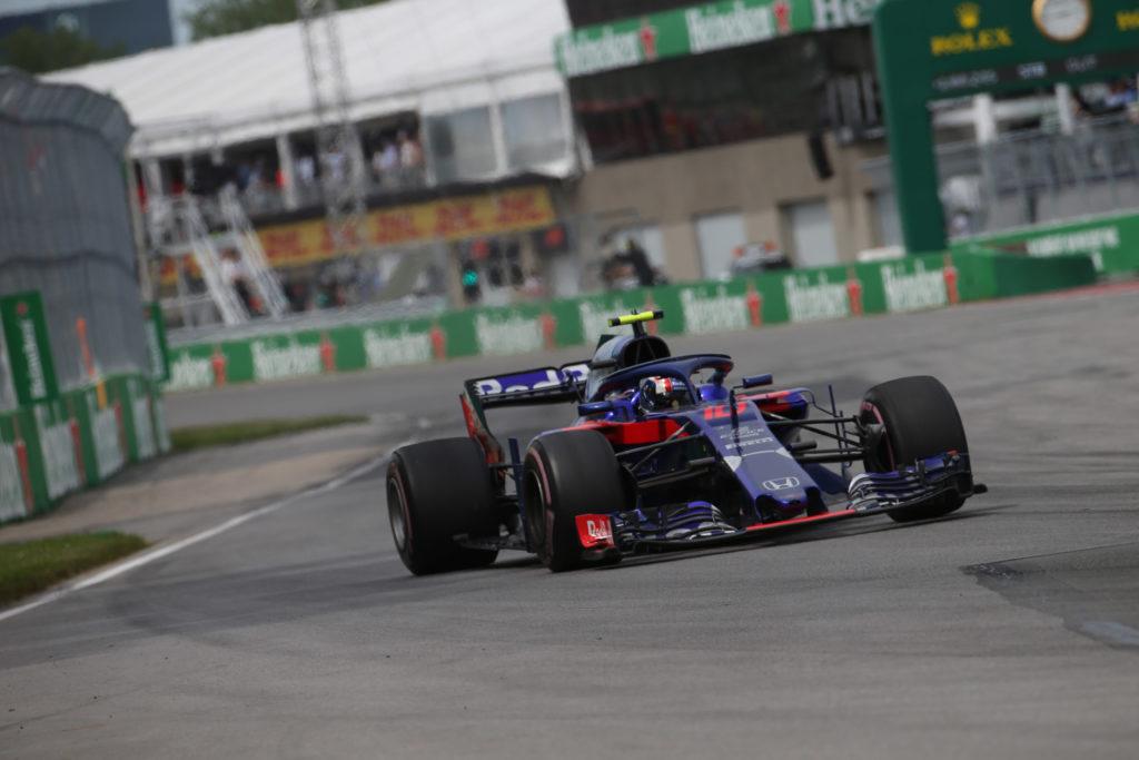 """F1   Toro Rosso soddisfatta: """"Più performance con gli upgrade"""""""