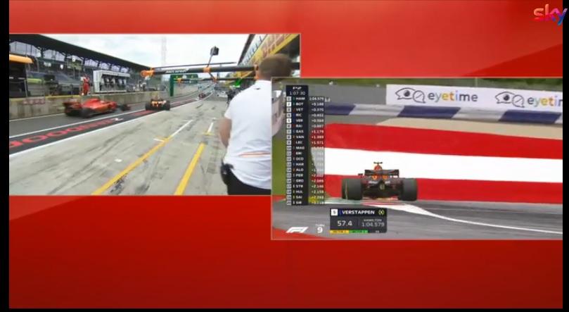 F1 | Rischio contatto in corsia box tra Vettel e Vandoorne: McLaren multata per unsafe relese [VIDEO]