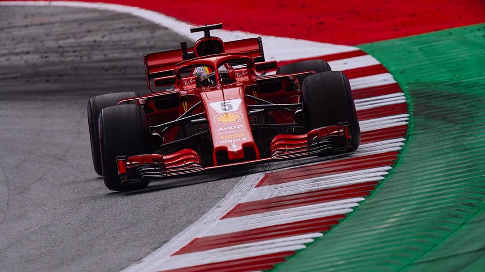 F1 Gran Premio d'Austria | Spielberg, Ferrari al comando dopo le ultime libere