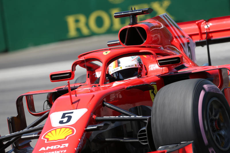 F1 GP Canada, Qualifiche: pole position a Vettel, in prima fila con Bottas