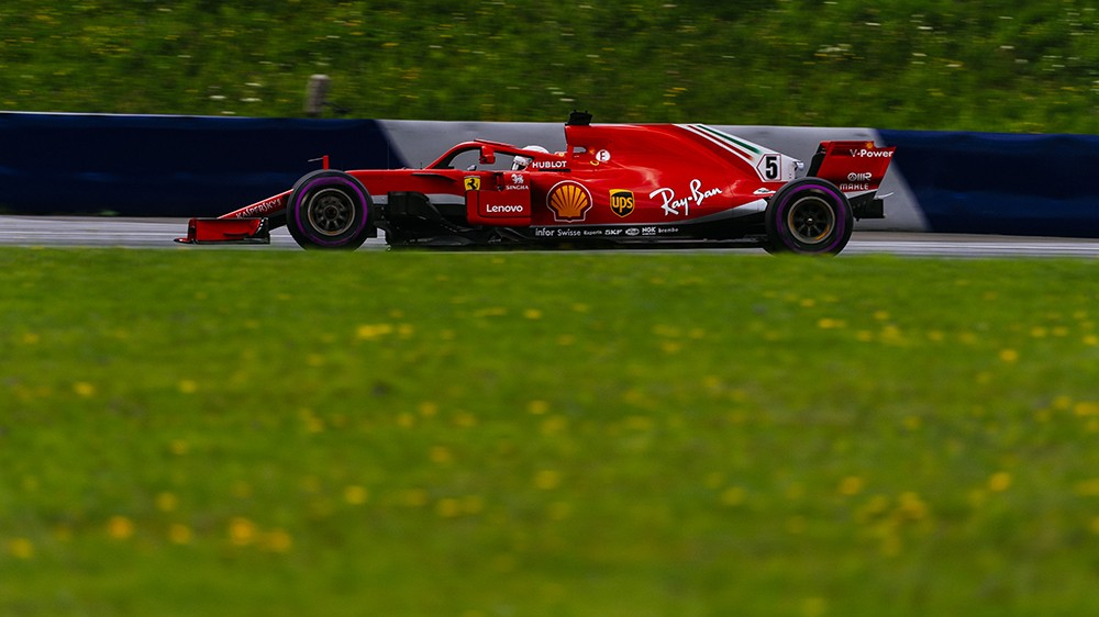 F1 Gran Premio d'Austria – Ferrari in seconda fila al Red Bull Ring