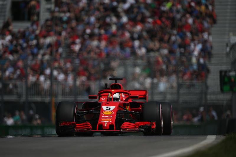 F1 GP Canada: Vettel trionfa a Montréal davanti a Bottas e Verstappen