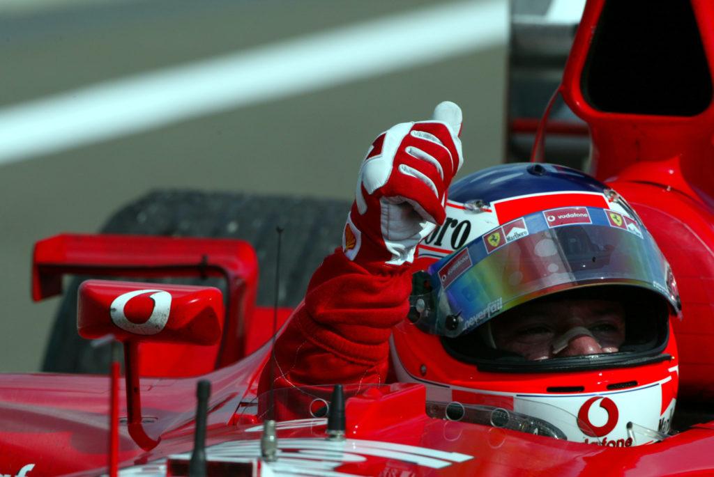 F1 | GP Ungheria 2002, la Ferrari conquista aritmeticamente il Costruttori