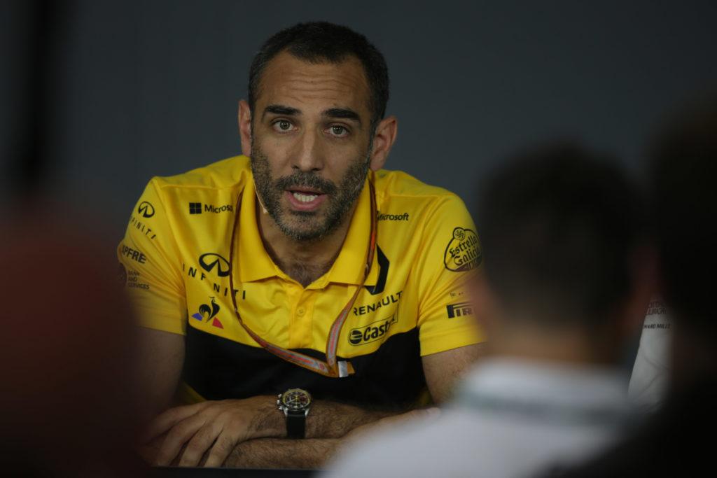"F1 | Abiteboul: ""Ocon? Vogliamo Sainz"""