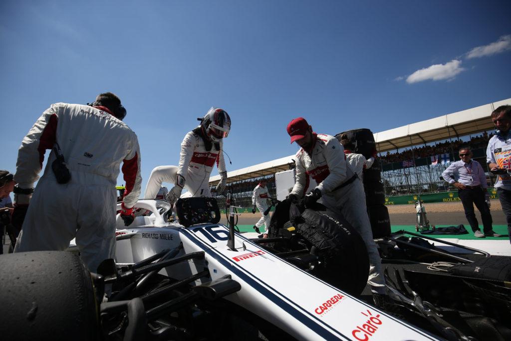 F1   Alfa Romeo Sauber Ericsson e Leclerc pronti per il prossimo GP di Germania