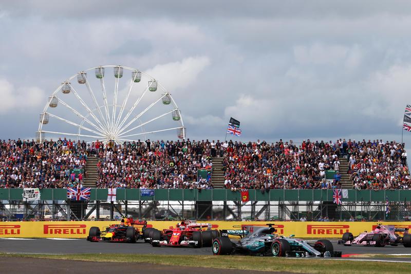 Gran Premio di Gran Bretagna 2018: anteprima e orari del weekend