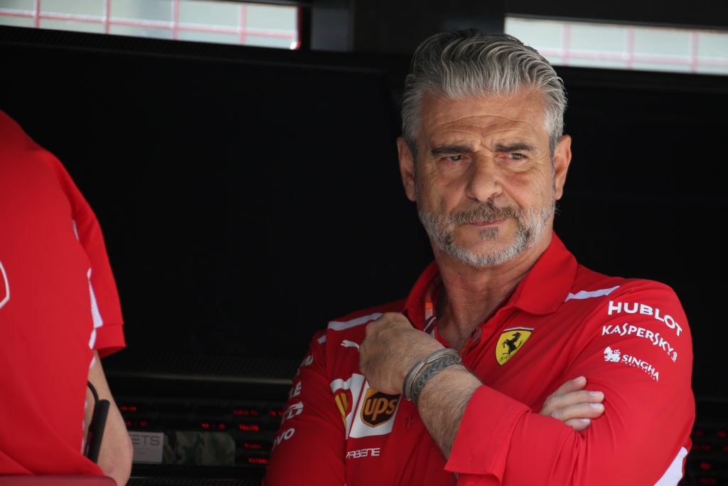 F1: Arrivabene