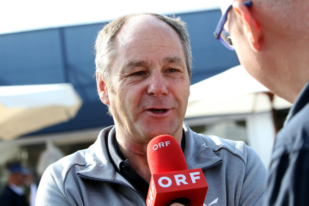"""F1   Berger contrario alla politica attuata da Liberty Media: """"In Formula Uno serve una dittatura"""""""