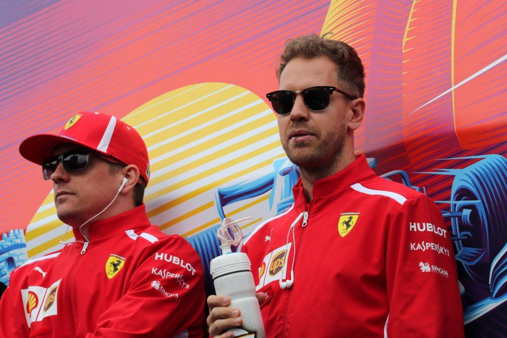 F1: Arrivabene