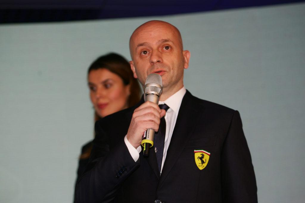 """F1   Alfa Romeo Sauber, Simone Resta si presenta: """"Metto a disposizione la mia esperienza, ci sono tutti gli ingredienti per crescere"""""""
