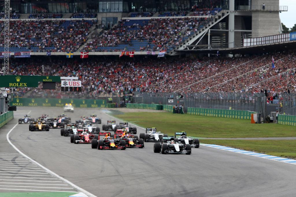 Formula 1 | Gran Premio di Germania, la griglia di partenza