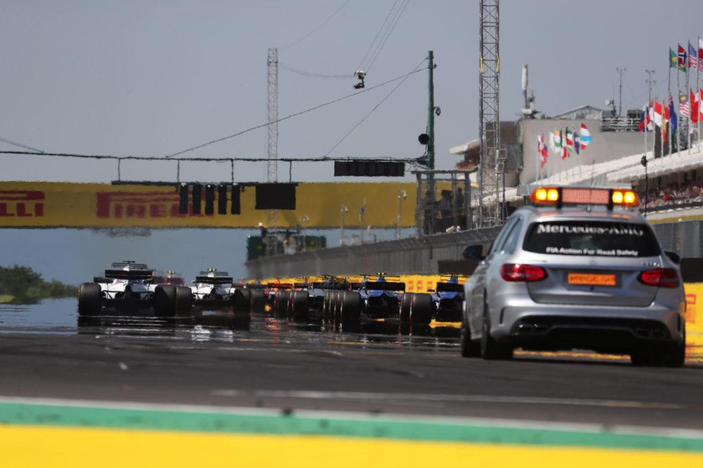 Formula 1 | Gran Premio d'Ungheria, la griglia di partenza