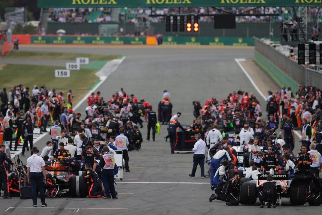 F1   Gli appuntamenti del Gran Premio del Regno Unito su TV8